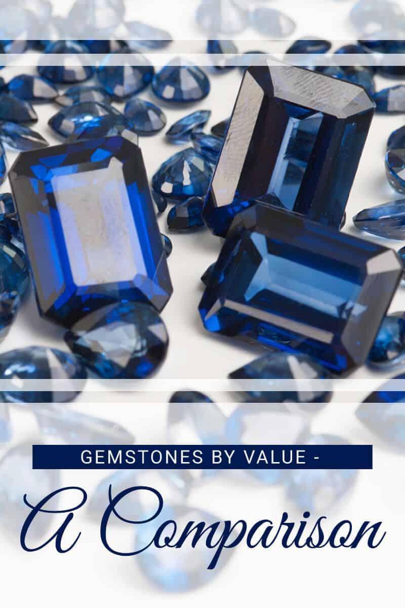 ¿Cómo se fabrican las piedras preciosas?