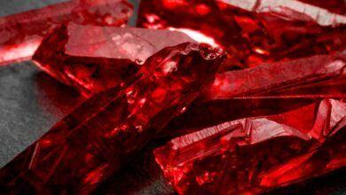 rubíes rojos-gemaspreciosas